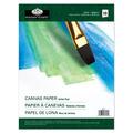 RD354 - 9 X 12 CANVAS PAPER ARTIST PAD