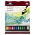 RD508 - Watercolor cakes Artist Pack (9 x 12)