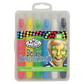 RTN-159 - 6 PC BODY SCRIBBLERS PRIMARY C