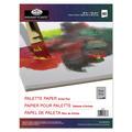 RD347 - 9 X 12 GRAY PALETTE PAPER 40 S