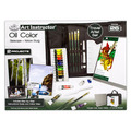 AIS-KC406 - AIS OIL PAINTING KNC W/EASEL