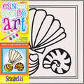 DCDA-202 - CAN DO ART SEASHELLS