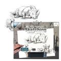 SKBNL3 - RHINOS LARGE SKETCHING MADE EASY