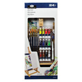 "REA5104 - LG ""H"" EASEL ACRYLIC PAINTING"