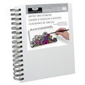 RCSB-A6 - A6 CANVAS COVER SKETCH BOOK