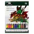 RD506 - Oil Color Artist Pack (9 x 12)