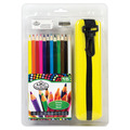 RTN-140 - DRAWING PENCIL WITH CASE CLAMS