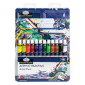 RD555 - ACRYLIC PAINT ARTIST PACK 9X12
