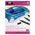 RD346 - 9 X 12 COLOR MARKER PAD