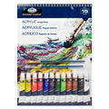 RD505 - Acrylic Artist Pack (9 x 12)