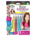 RTN-162 - 5 PC + 1 COMB HAIR SCRIBBLERS