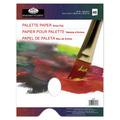 RD358 - 9 X 12 PALETTE PAPER W/ HOLE