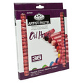 OILPA-536 - OIL PASTELS SMALL 36 COLORS