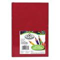 Red Hardbound Sketchbook