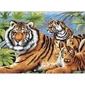 PJL5 - Jnr Large/Tiger & Cubs