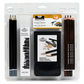 RART-2107 - 3T-PASTEL PENCIL W/SKETCHBOOK