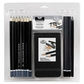 RART-2102 - 3T-SKETCHING PENCIL W/SKETCHBO