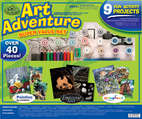 AVS-103 - ART ADVENTURE SET 9 PC ACTIVIT
