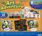 AVS-104 - ART ADVENTURE SET 9 PC ACTIVIT