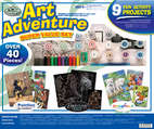 AVS-102 - ART ADVENTURE SET 9 PC ACTIVIT