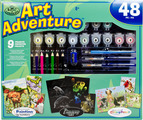 AVS-105 - ART ADVENTURE SET 9 PC ACTIVIT