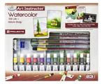 AIS-105 - ART INSTRUCTOR W/C PAINT SET