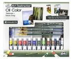 AIS-106 - ART INSTRUCTOR OIL PAINT SET