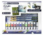 AIS-104 - ART INSTRUCTOR ACRYLIC SET