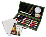 RSET-OIL3000 - OIL BEGINNER PAINTING BOX SET