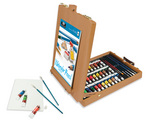 REA6048 - All Media Easel Artist Set