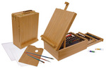 REA6000 - All Media Easel Artist Set