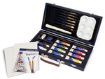 RSET-ACR3000 - ACRYLIC BEGINNER PAINTING BOX