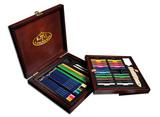 RSET-DRAW1600 - Drawing Pencil Set (49pc)