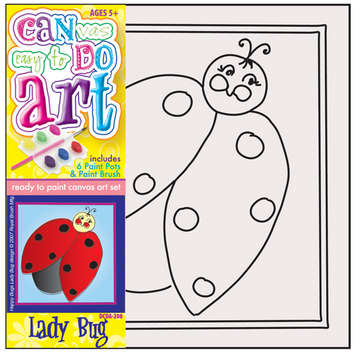 DCDA-208 - CAN DO ART LADY BUG picture