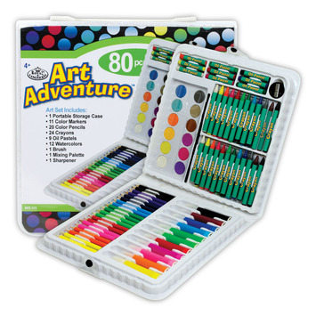 AVS-515 - ART ADVENTURE 80 PC SET picture
