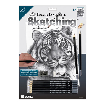 SKBN22 - SKETCHING MADE EASY CLAWDIA picture