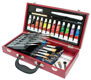 RSET-WAT2000 - WATERCOLOR PAINTING BRUSH BOX picture