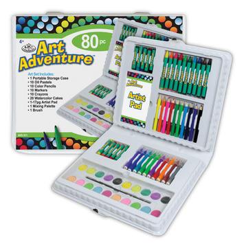 AVS-511 - ART ADVENTURE 80 PC SET picture