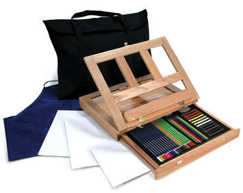 REA4905 - Drawing Easel Set picture
