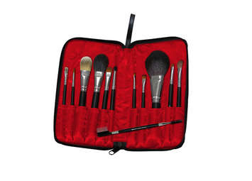 BC-SET12T - SILK 12 PC. TRAVEL SET picture