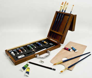 RSET-ACR2020 - Acrylic Painting Set picture