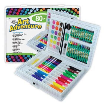 AVS-514 - ART ADVENTURE 80 PC SET picture