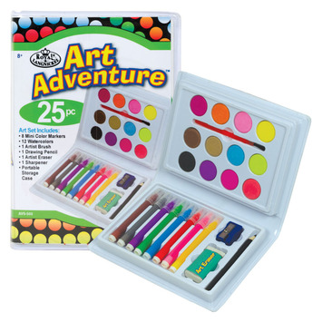 AVS-503 - ART ADVENTURE 25 PC SET picture