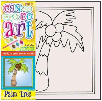 DCDA-205 - CAN DO ART PALM TREE picture