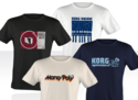 Korg Vintage T-Shirt Collector Pack X-Large