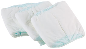 Diapers Set (set of 3) picture