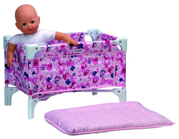 Floral Doll Bed & Changing Table picture