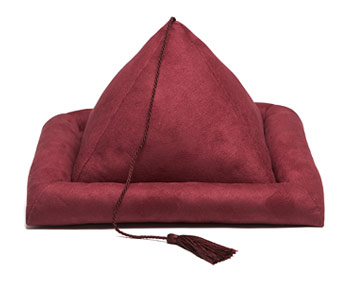 Peeramid Bookrest - Burgundy Solid picture