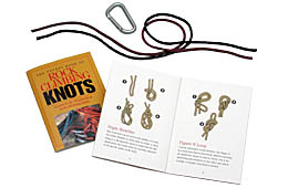 Rock Climbing Knot Tying Kit picture