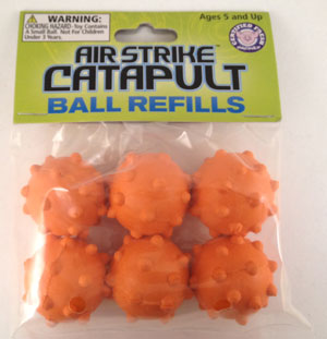 Air Strike Catapult Refill Balls picture